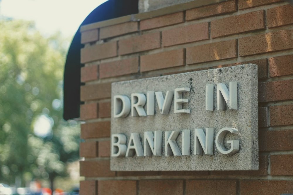 Drive In Banking